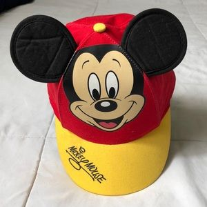 Mickey Mouse adjustable cap